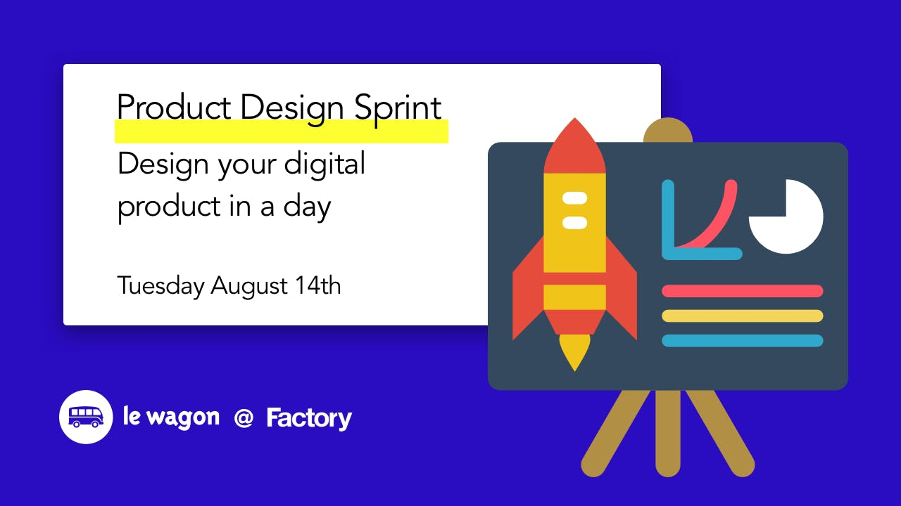 Product Sprint: Design Your Digital Product I