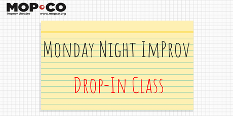 Monday Night Drop-In tickets