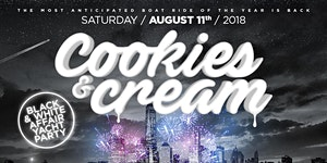Cookies & Cream Boat Ride 2018