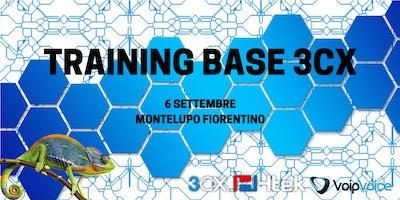 3CX Training Base Montelupo