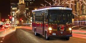 BYOB Holiday Lights Trolley - Boston