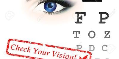 Free Eye Screening