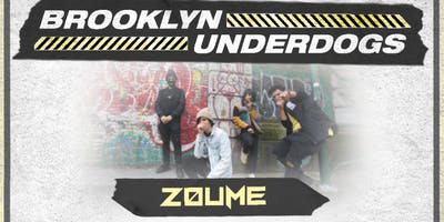 Brooklyn Underdogs: Zoume w/ Nick Prosper, Boy Floss, Autumn Estate & more