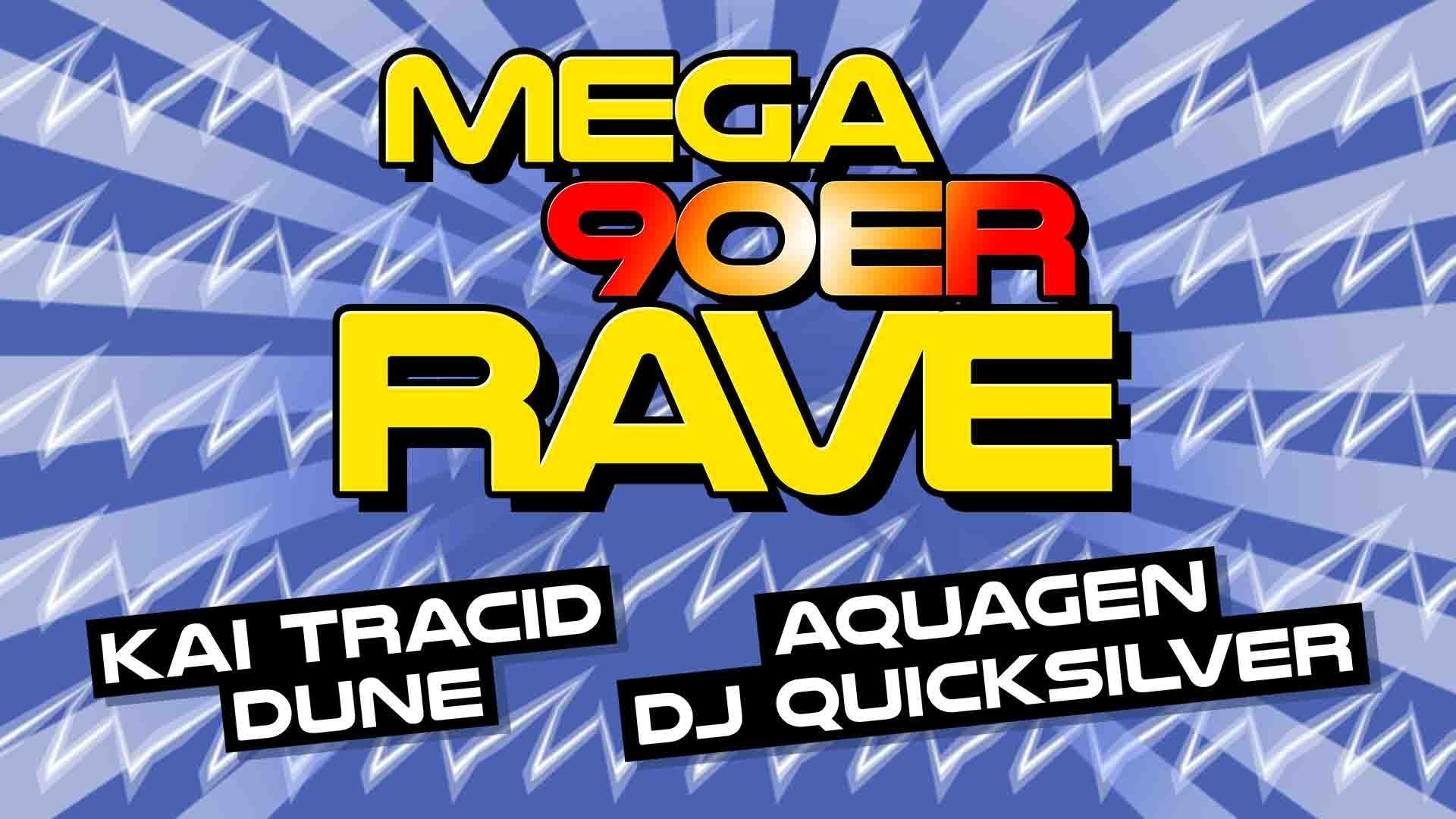 Mega 90er Rave / Kai Tracid, Dune uvm