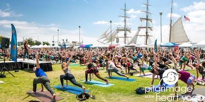 Festival of Yoga & Healthy Living San Diego, 2019
