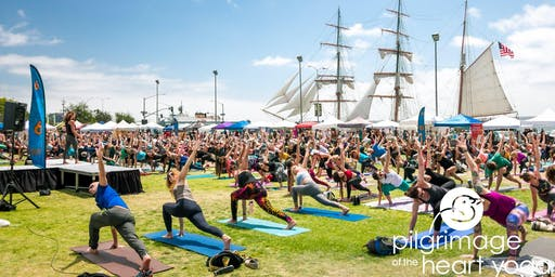 Festival of Yoga & Healthy Living San Diego, 2019