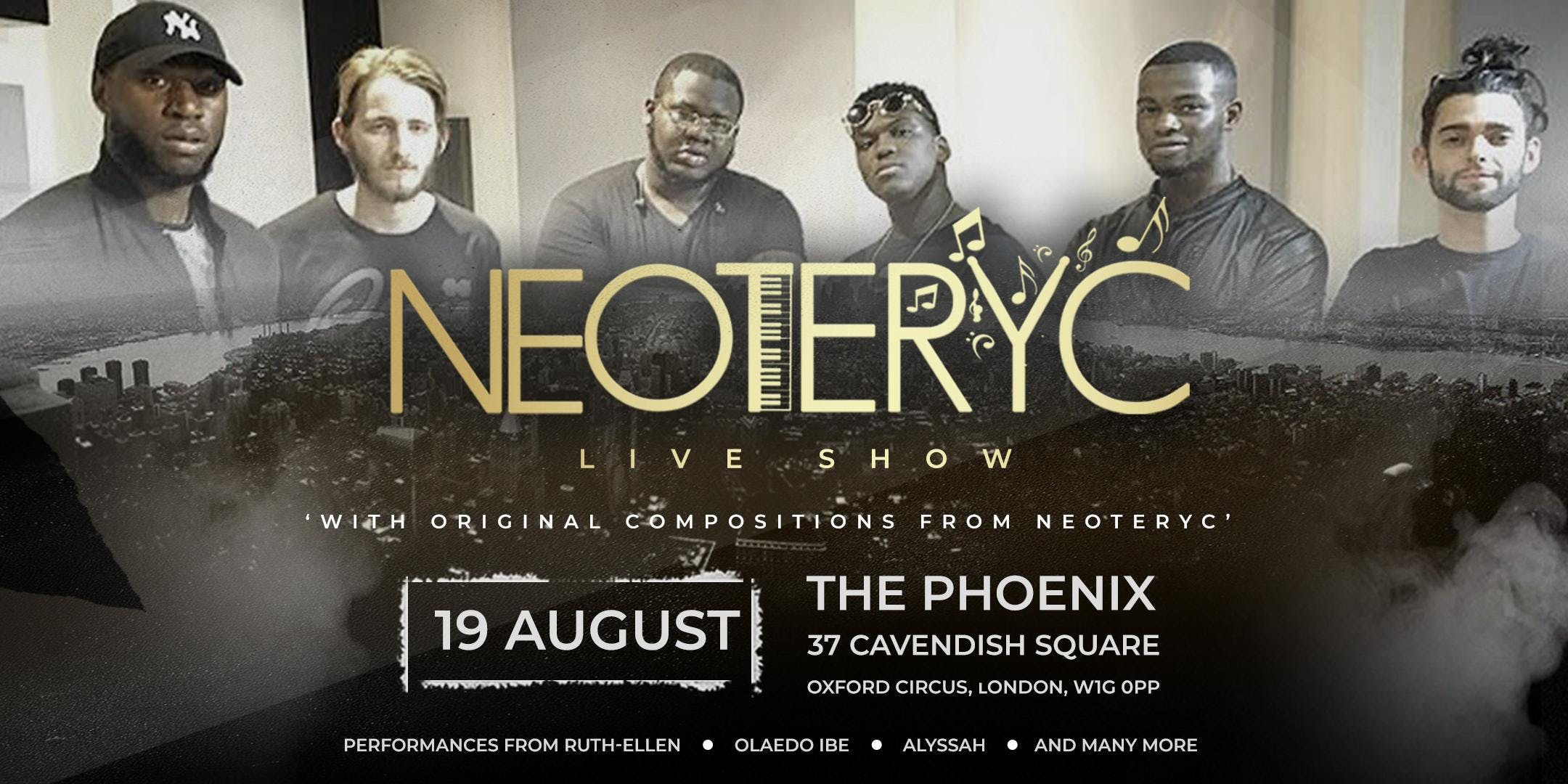 NEOTERYC LIVE SHOW