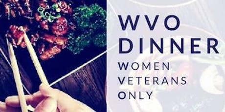 Women Veterans ONLY Dinner tickets