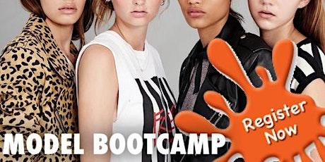 Fashion Roxx Model Bootcamp Special NYC tickets