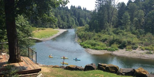 Lewis River Zen Healing Retreat