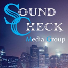 Soundcheck Media Group logo