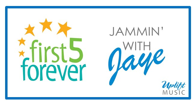 first5forever Jammin' with Jaye Toddlers | Ci