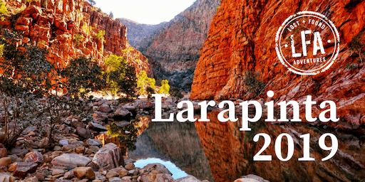Larapinta 2020 // Bookings Open NOW