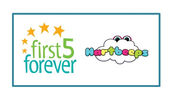 first5forever Hartbeeps Toddlers | Stratford