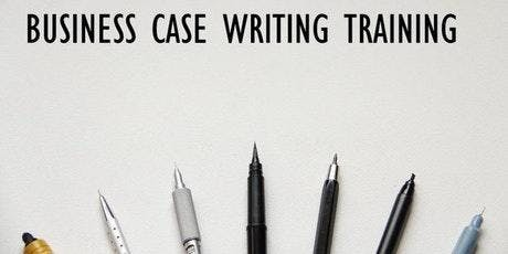 Business Case Writing Virtual Training in St.