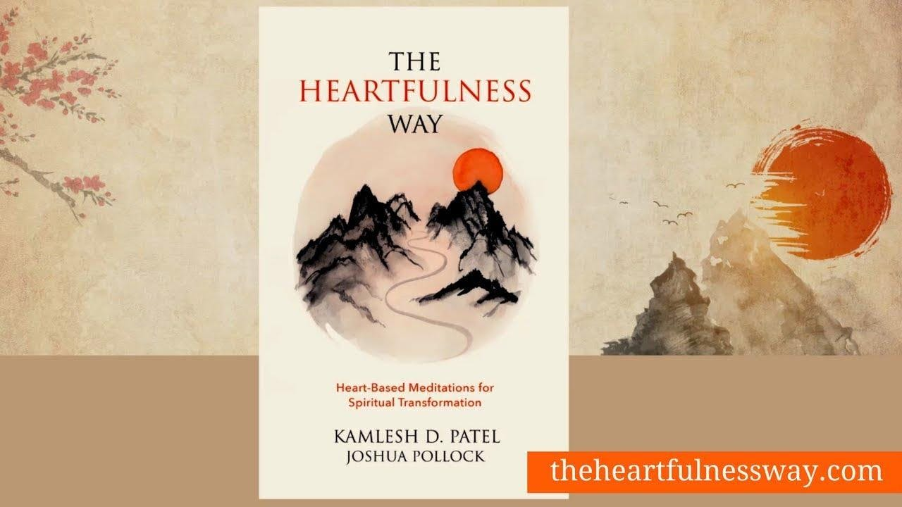 The Heartfulness Way Book Launch: An Afternoon with Joshua Pollock