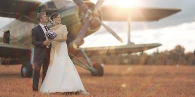 Spring Wedding Fair at Hangar One