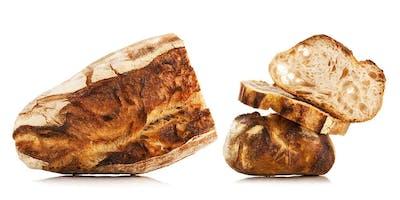 Brot und Focaccia zu Hause backen