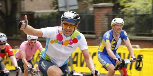 Guy's and St Thomas' Prudential RideLondon-Surrey 100 2019