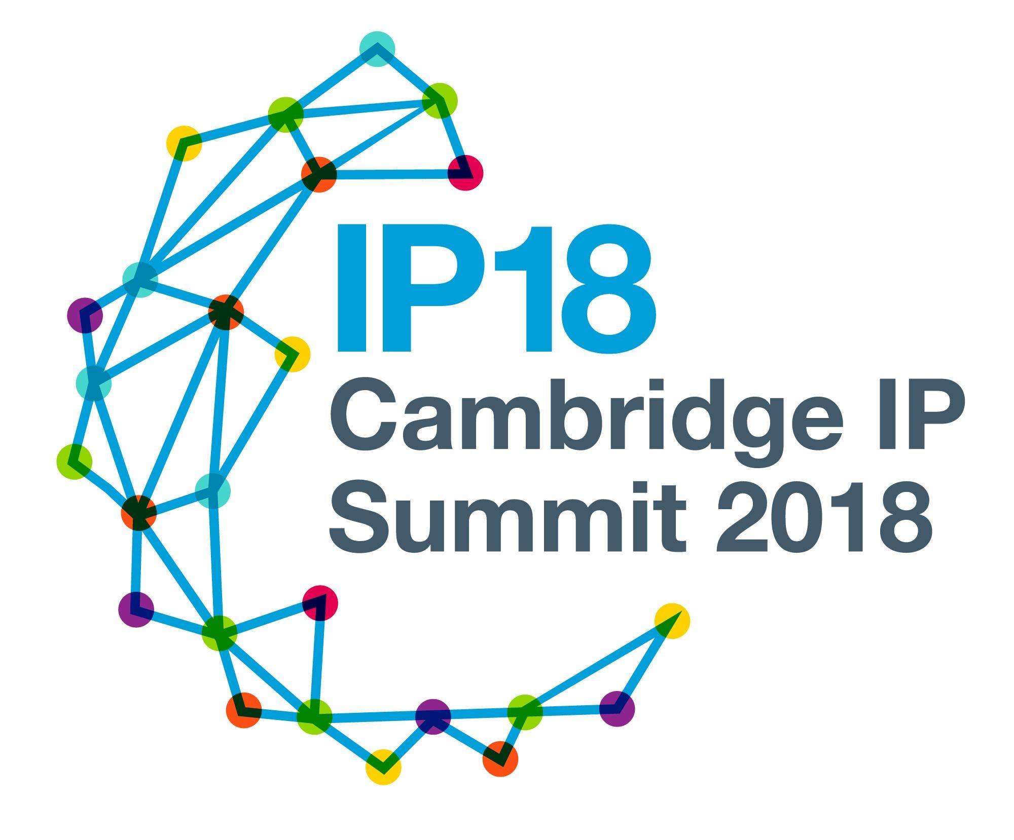 Cambridge IP Summit 2018