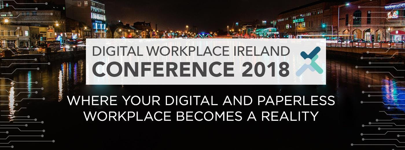 Digital Workplace Ireland Conference - Cork