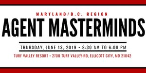 MD/DC Agent Masterminds 2019