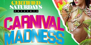 Labor Day Weekend Carnival Madness Rum Punch Open Bar A...
