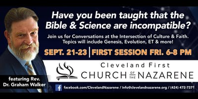 Conversations at the Intersection of Culture & Faith