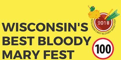 Wisconsin's Best Bloody Mary Fest