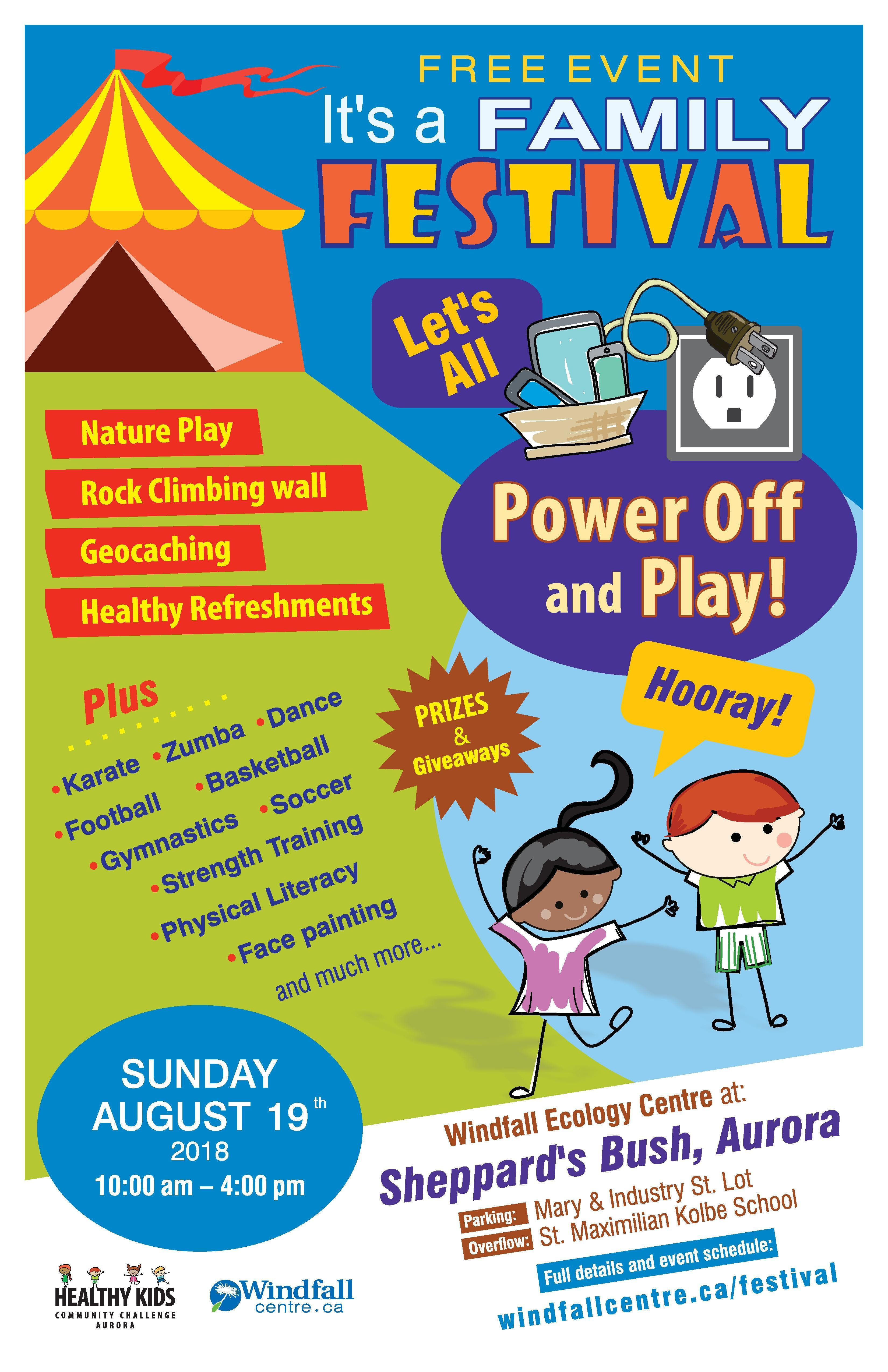 Power Off and Play Workshop Festival