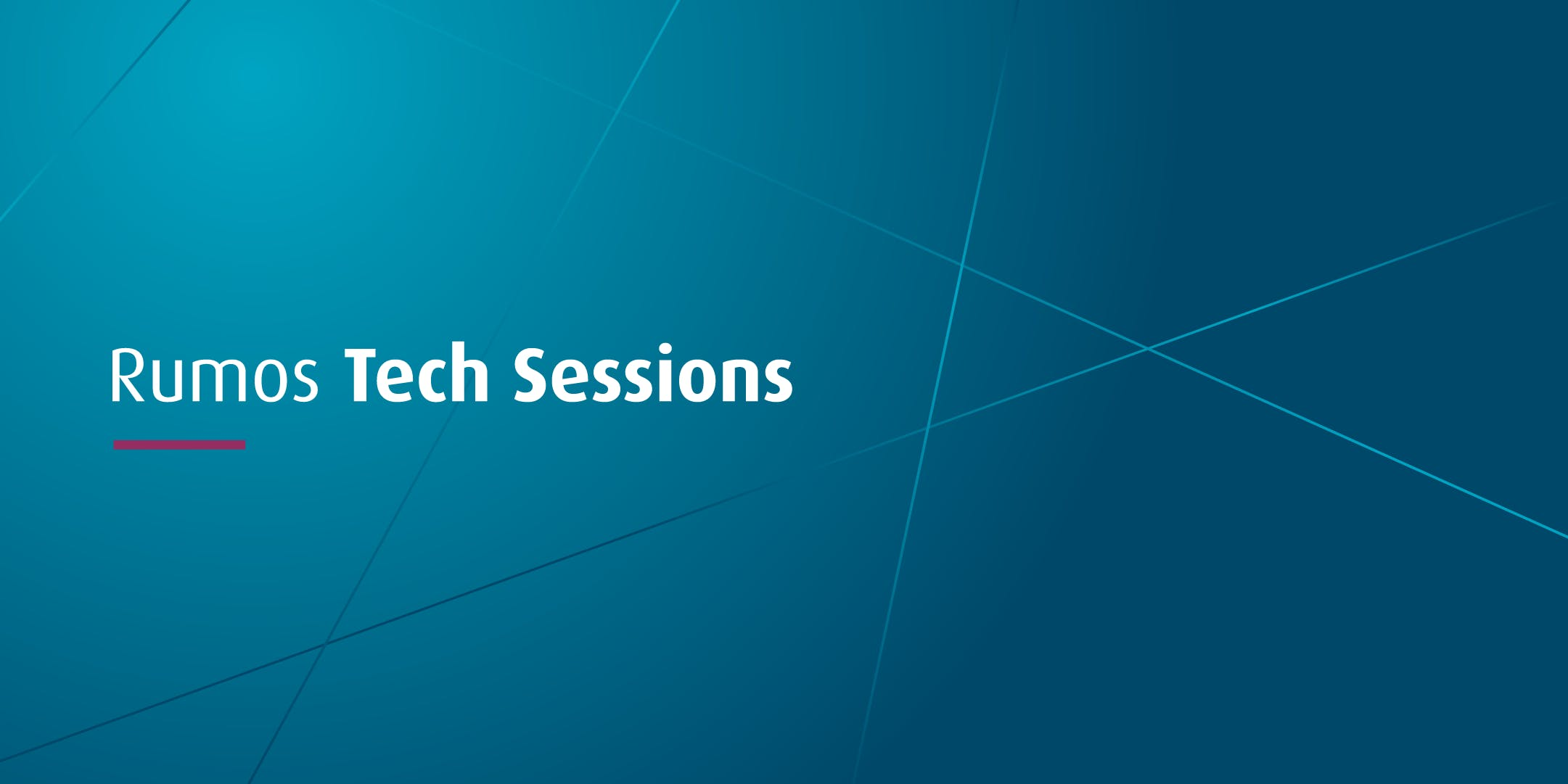"Rumos Tech Sessions ""Keeping up with Dev & Op"