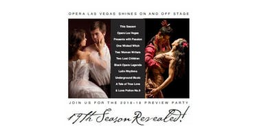 Opera Las Vegas Season Reveal Party