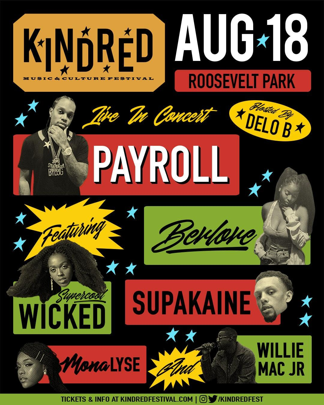 Kindred Music & Culture Festival