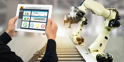 The Impact of Robots and Automation in Manufacturing – Live Demo!