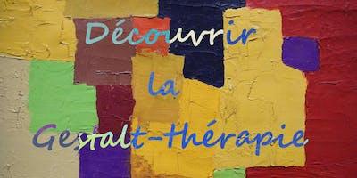 Soirée découverte de la gestalt-thérapie le mardi 12 février 2019 à Grenoble
