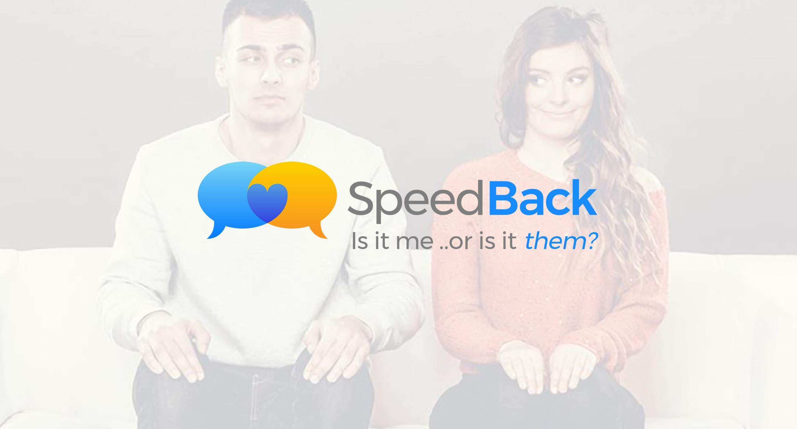 SpeedBack - Phoenix October 20, 2018 (Invite Only)