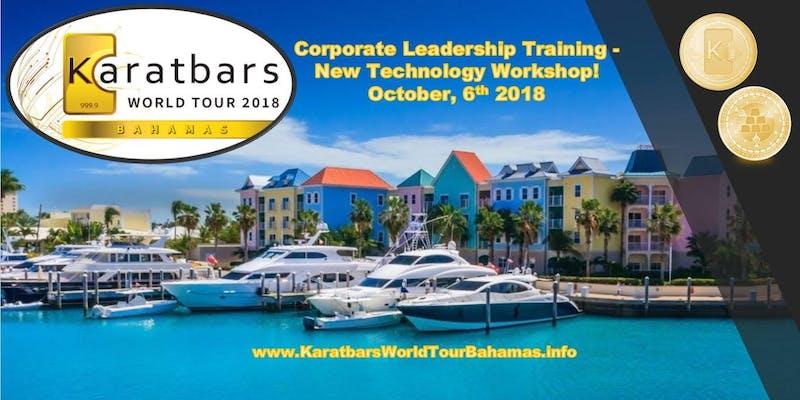 2018 Karatbars World Tour Comes To The Bahamas