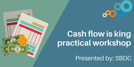 Cash Flow is King tickets