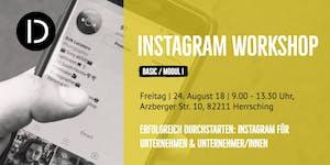 Instagram Workshop BASIC/Modul I