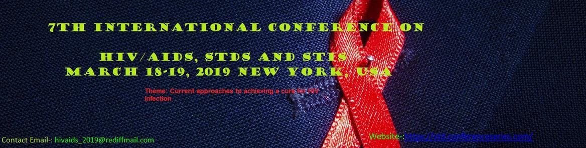 """""""7th International Conference on  HIV/AIDS, S"""