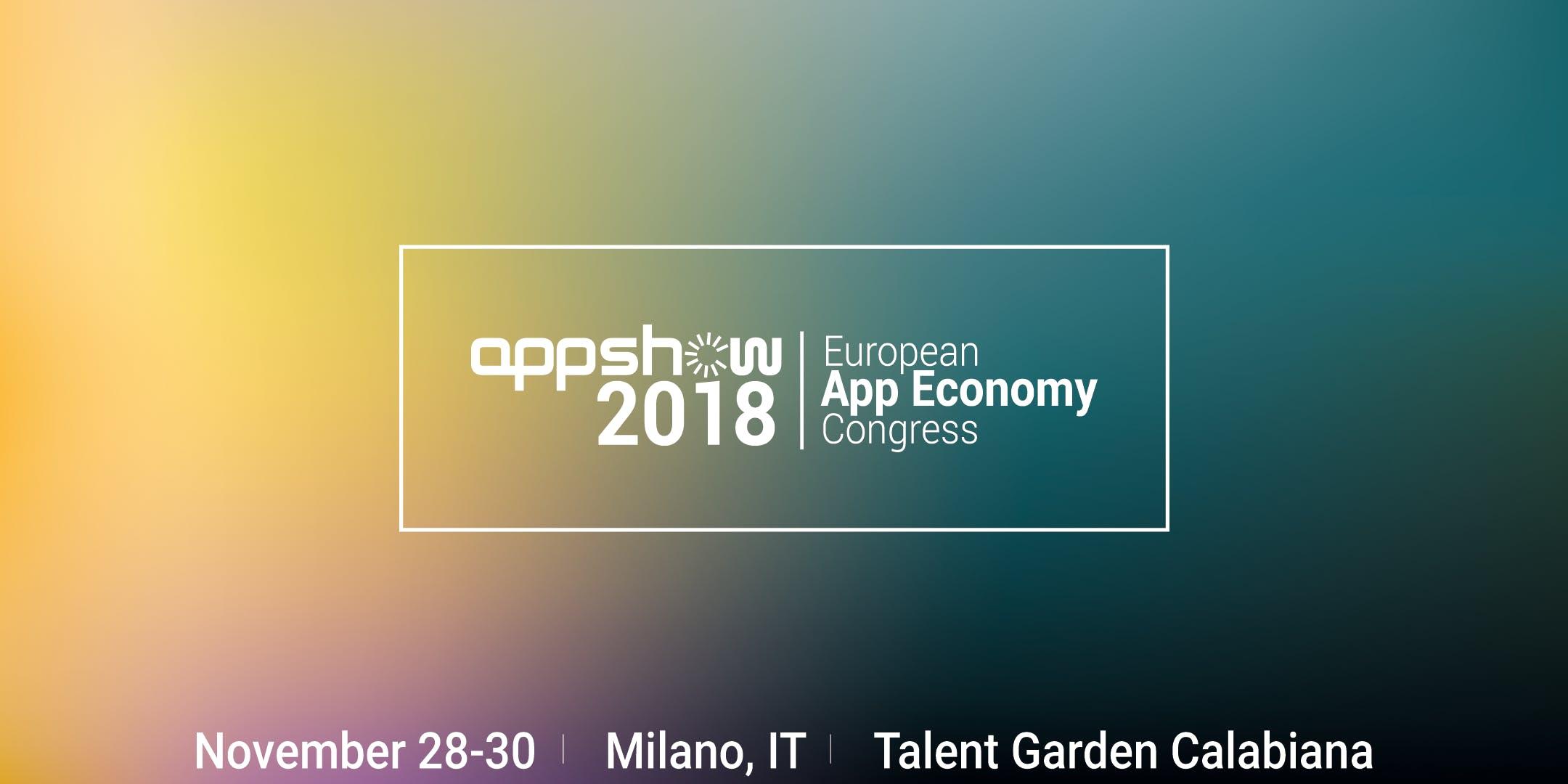 AppShow - European App Economy Congress