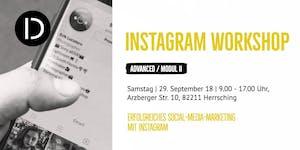 Instagram Workshop ADVANCED/Modul II