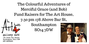 The Colourful Adventures of Merciful Grace \ Art House...