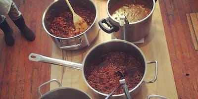 The Art of Making Chili