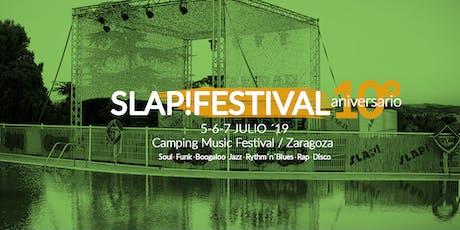 Slap! Festival 2019 entradas
