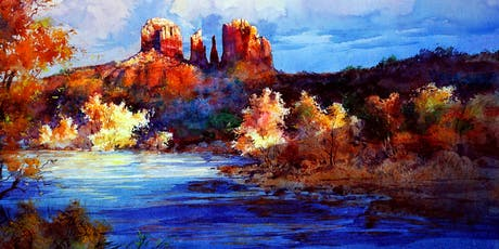 Watercolor Secrets Revealed by Tom Lynch tickets