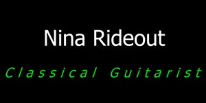 Guitar by candlelight with Nina Rideout \ Art House...