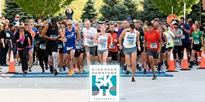 5th Annual Discover Downtown Columbia 5K