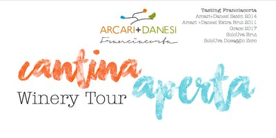 Arcari+Danesi Wine Tasting 2 Settembre