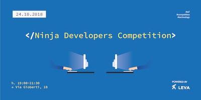 #1 Ninja developers competition